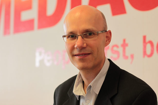 Carsten Lind, EMEA head of insight, MediaCom