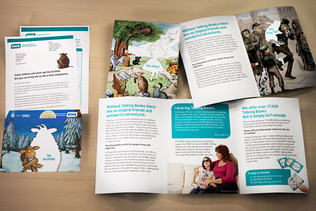 RNIB: Talking Books initiative