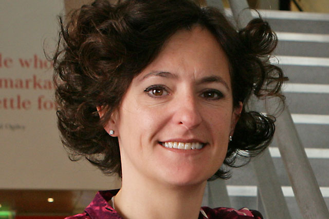 Annette King: becomes UK chief executive of Ogilvy Group