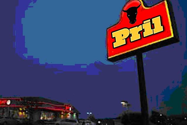 Pril: readies UK burger launch