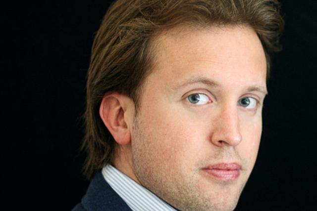 Freddie Ossberg, founder and managing director, Raconteur Media