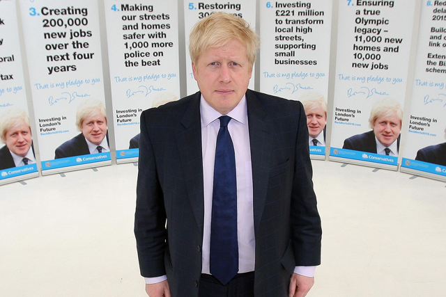 Boris Johnson makes his pitch to London's digital businesses