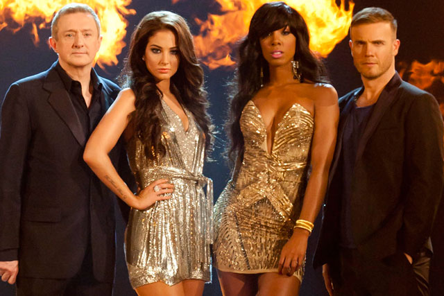 The X Factor: drops to 13.5 million viewers