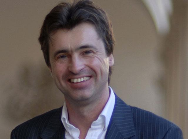 Simon Ward: chief executive at branding consultancy Holmes & Marchant