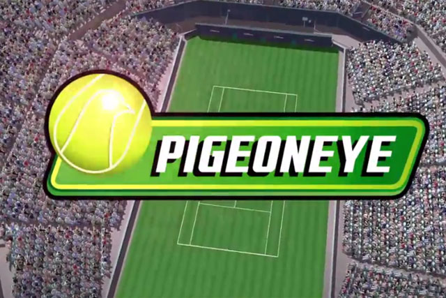Paddy Power: the bookmaker's Pigeon Eye ad