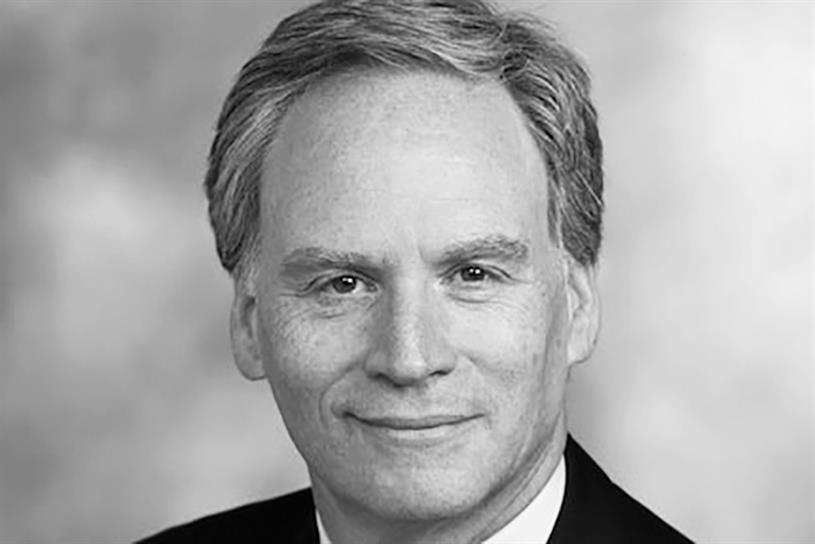 Harris Diamond, chairman and CEO of McCann WorldGroup