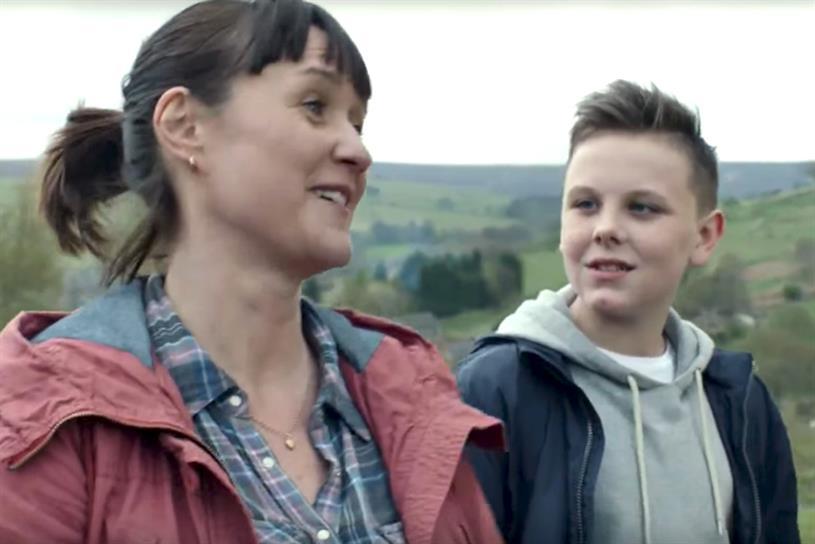 Fast food brand's 'Dead dad' film