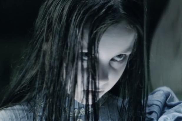 A zombie-child stars in a Phones4u ad — it must be Halloween ad time.