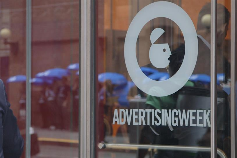 At Advertising Week, signs pointed to an intersection of creativity and data. (Photo courtesy Sovev Media)