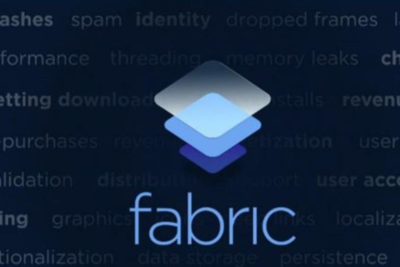 Fabric was introduced at the Twitter Flight conference.