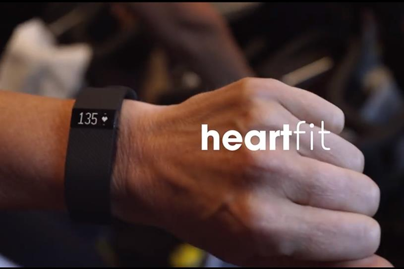 "Fitbit ""Find Your Fit"" by Argonaut."
