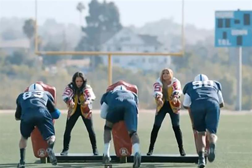 """Geico """"Push It"""" by The Martin Agency."""