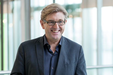 """Don't start with a piece of creative or television ad and adapt it to other media"": Keith Weed."