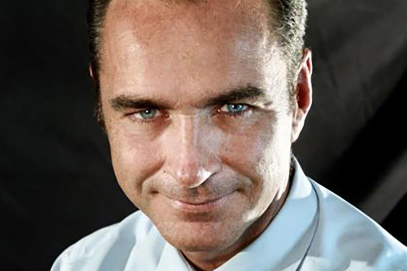 FullSix CEO Marco Tinelli.
