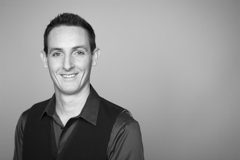 Mark Renshaw, chief innovation officer at Leo Burnett