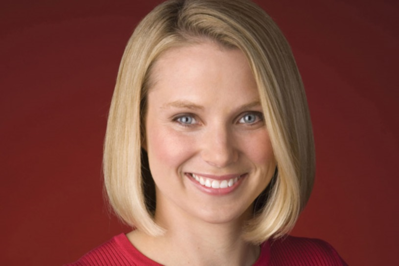 "Marissa Mayer, the CEO of Yahoo, coined the term ""Display 2.0"" for online video advertising at Advertising Week this afternoon."