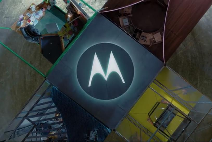 "Motorola ""Choose Choice"" by Droga5."