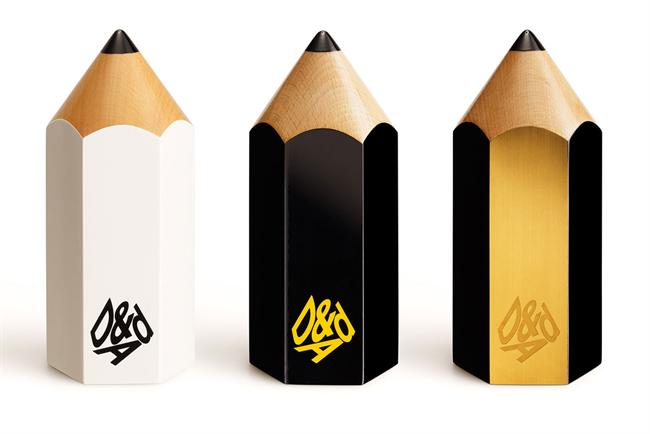 D&AD Pencil awards
