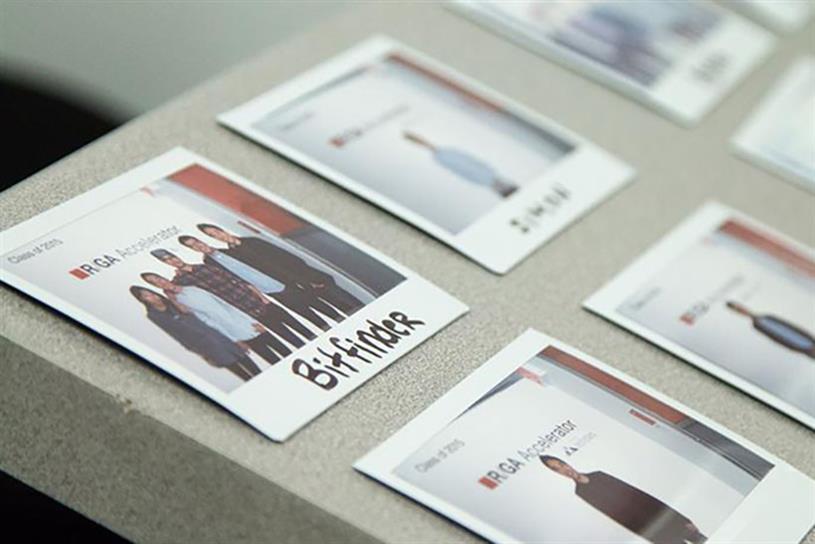 Startups move into R/GA's New York office