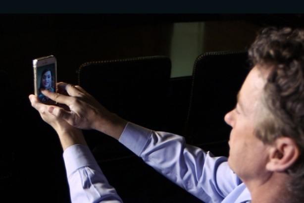 Senator Rand Paul did a Snapchat Q&A earlier this year.