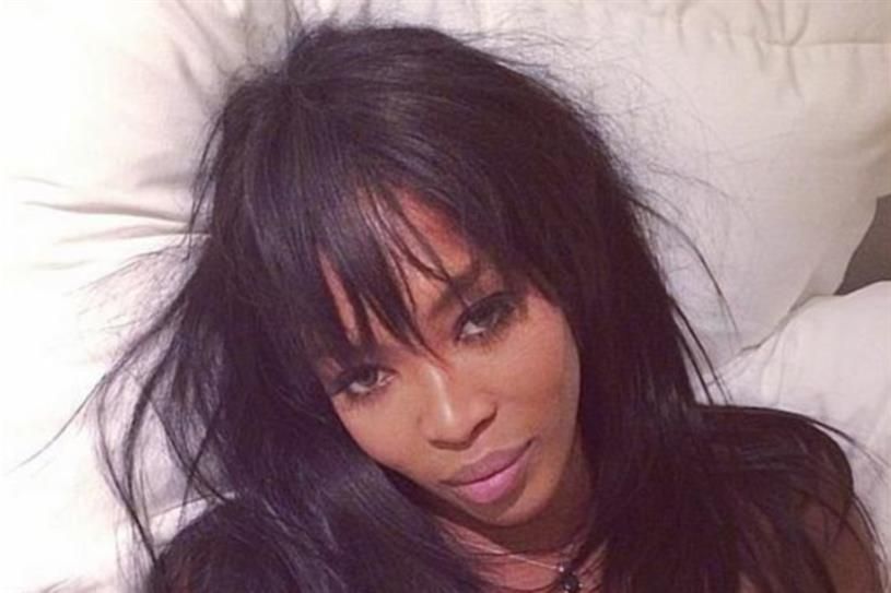 Naomi Campbell joins UNICEF's #WakeUpCall.