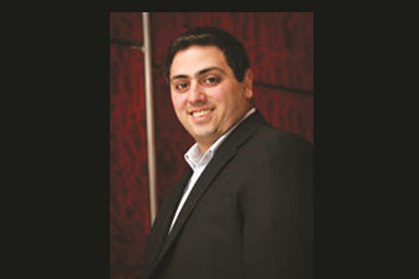 comScore CEO Serge Matta.