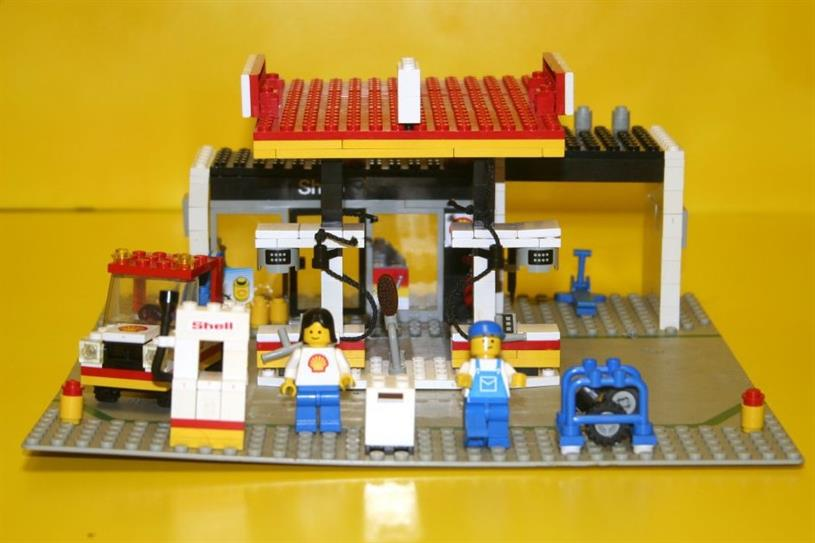 Lego has stopped pumping out Shell-branded toys.