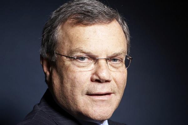Martin Sorrell.