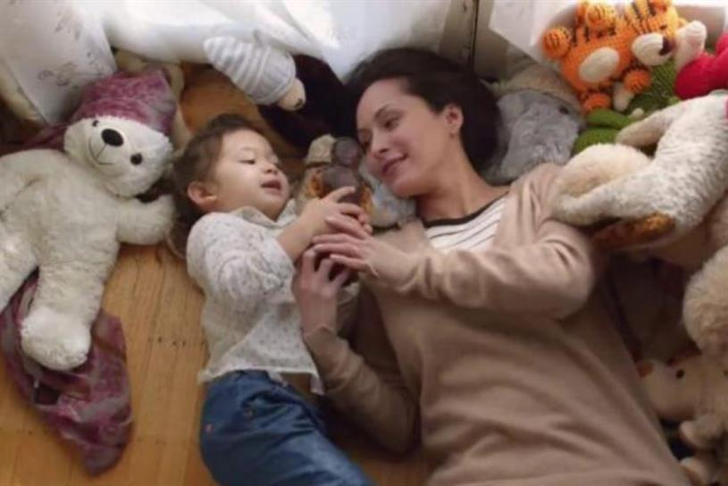 Tylenol appeals to Hispanic moms.