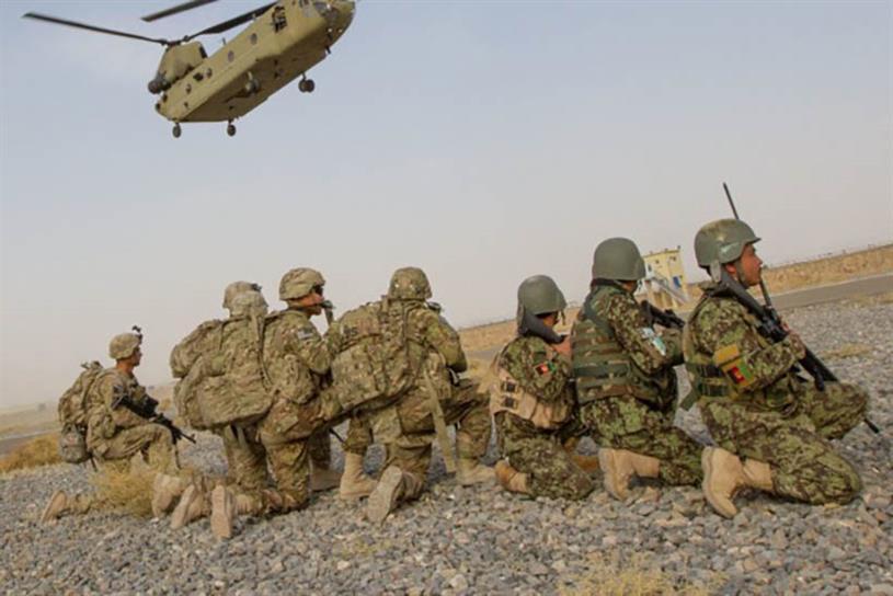Photo via the US Army.