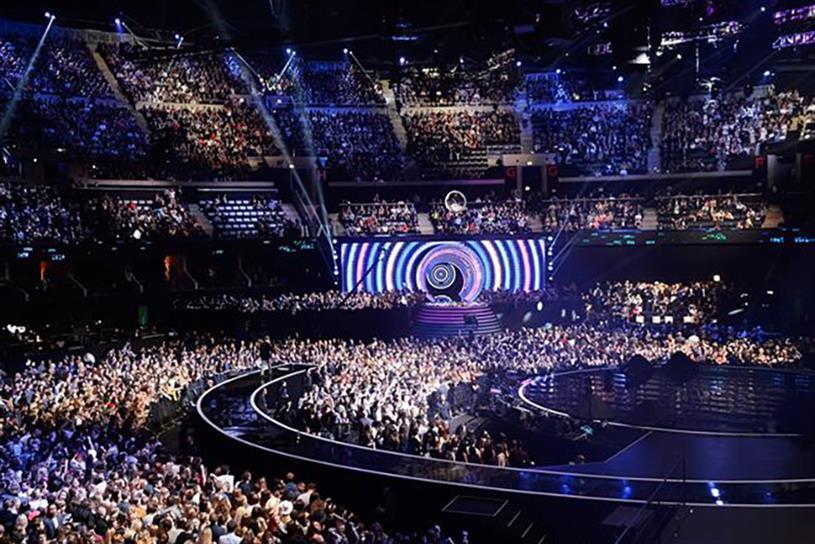 MTV EMA Awards.