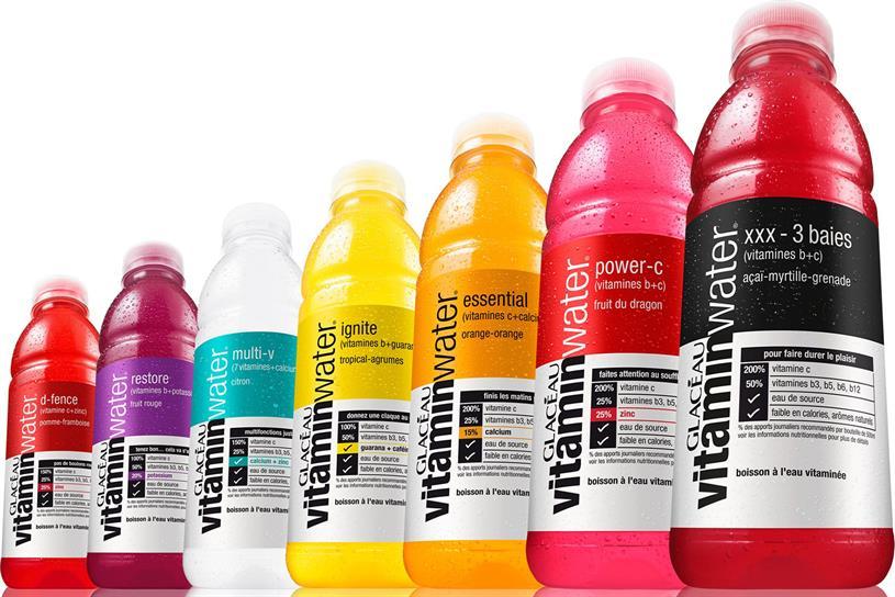 Vitaminwater.