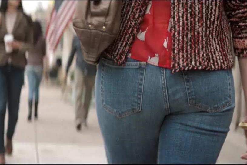 "Weight Watchers, ""My Butt"" by Wieden + Kennedy."