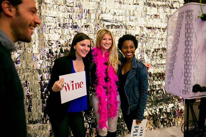 """Wine Sisterhood's community outreach includes """"Around the World in 80 Sips"""" events."""