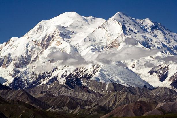 Mount McKinley.
