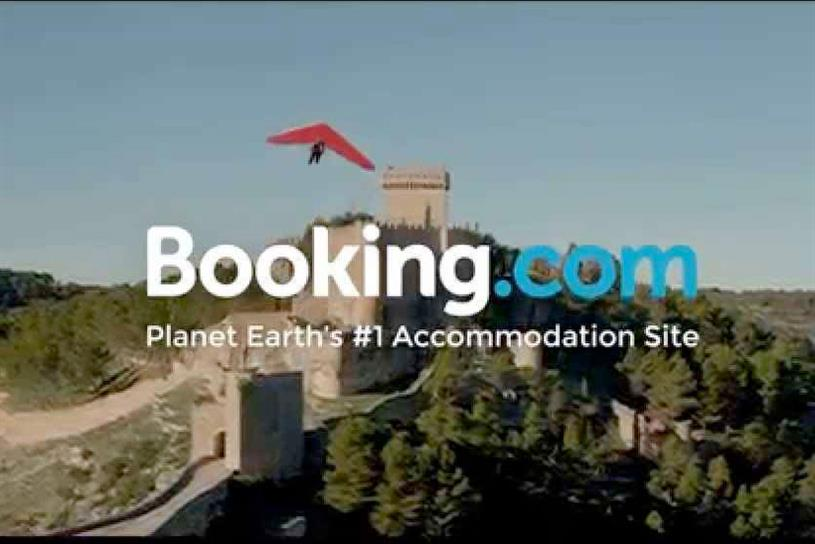 Booking.com 'Booking Hero' by Wieden+Kennedy Amsterdam