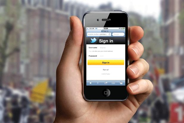 Twitter: has restructured operations for mobile consumption and advertising