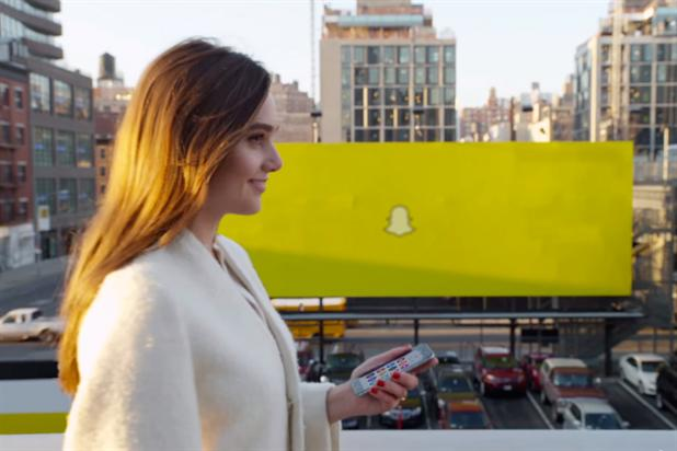 Snapchat: the photo-messaging app has launched an ad-supported content service called Discover.