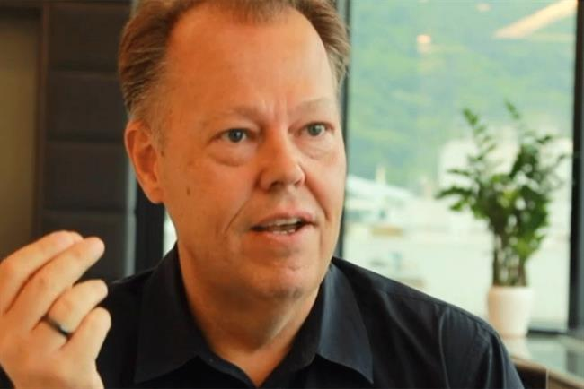 Per Pedersen: Grey's deputy worldwide chief creative officer.