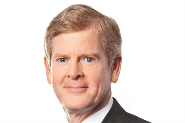 David Taylor will become P&G's chief executive in November.