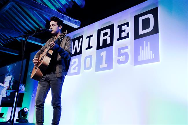 Jacob Whitesides: at Wired 2015.