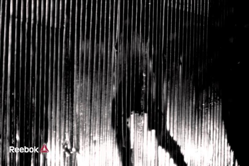 """Reebok """"One Hour"""" by L&K Saatchi & Saatchi."""