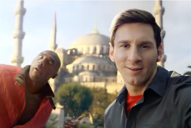 Turkish Airlines tops YouTube's ad of the decade poll.