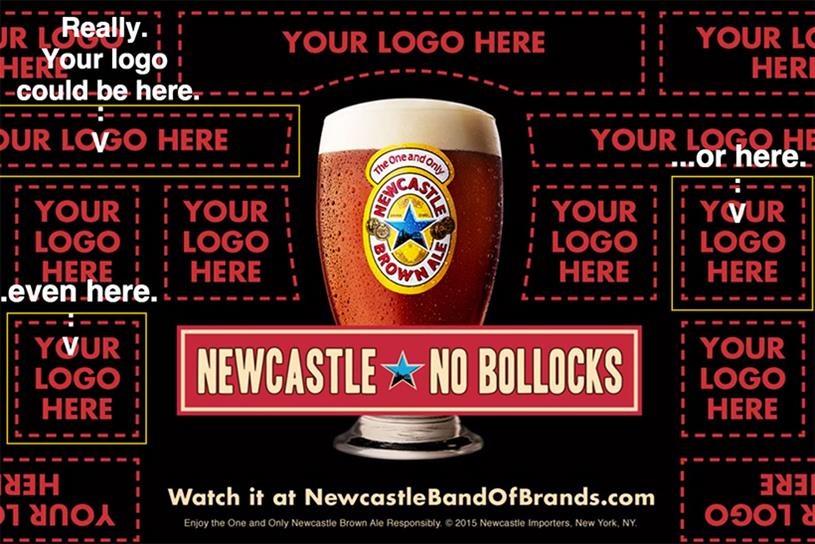 Newcastle Brown Ale 'Call for Brands' by Droga5.