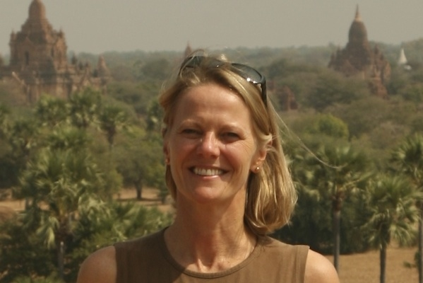 Suzanne Godfrey: Millennials in Myanmar have entrepreneurial ambition.