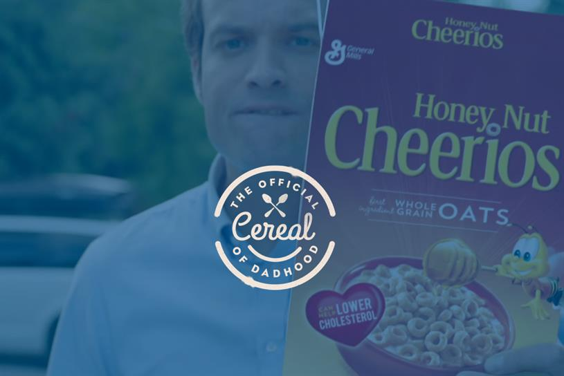 """General Mills """"This is #HowToDad"""" by Tribal Worldwide Toronto."""