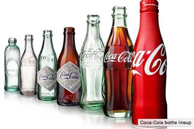Coca-Cola: campaign marks century of 'iconic' Coke bottle.