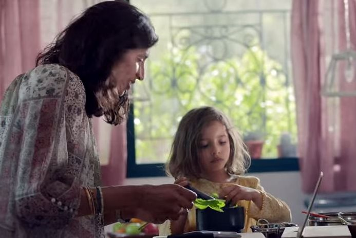 """Apple """"Everything Changes with iPad"""" by TBWA\Media Arts Lab."""