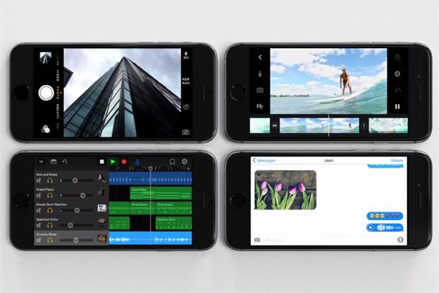 Apple: new iPhone ads ditch feel-good storytelling.