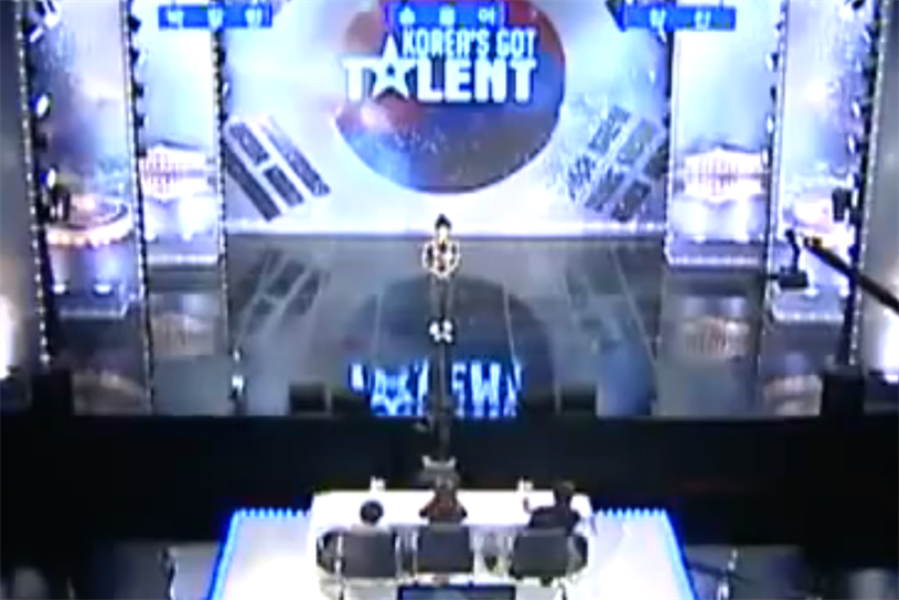 "An unauthorized copy of a recent ""Korea's Got Talent"" video attracted more than 125 million viewers."
